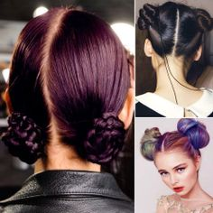 From the clubhouse to the catwalk, double-buns have emerged from our kitschy days of youth and made their way onto high-fashion streets and backstage of glossy runways. What say you… * RAD or BAD? *
