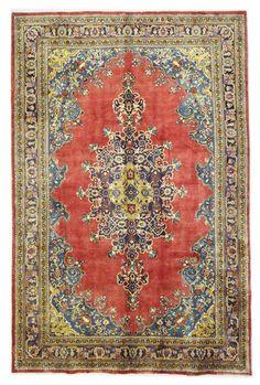 Sarug Handgeknüpft  Perser Teppich Rugs  323 x 223 cm tapis orient