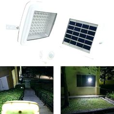 Solar Spot Lights Outdoor, Solar Flood Lights, Solar Powered Spotlight, Led Solar, High Power Led, Things To Come, Home, Ad Home, Homes