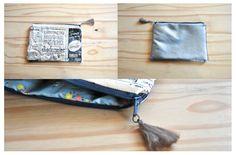 Pochette vintage de KitchyKit sur DaWanda.com