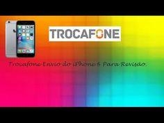 Trocafone Envio do iPhone 6 Para Revisão ♡ ♥