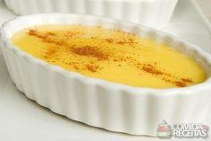 Receita de Curau com leite condensado em receitas de doces e sobremesas, veja essa e outras receitas aqui!