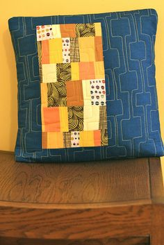Pillow by alissahcarlton, via Flickr