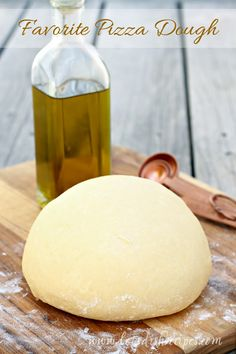 #MustTry Recipe for exquisite Pizza Dough!!!