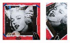 """Daydream by Shu Formanuova Art project. """"Ti sforzi di prendere la testa del chiodo, non semplicemente di tirare una martellata"""". #MarilynMonroe"""
