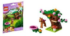 LEGO Friends Fawn's Forest - animal pack 2013