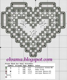Hardanger Embroidery, Learn Embroidery, Hand Embroidery Stitches, Cross Stitch Embroidery, Embroidery Patterns, Cross Stitch Patterns, Drawn Thread, Cross Stitch Heart, Creative Embroidery