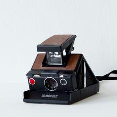 Polaroid SX-70 Model 3  by Cast & Crew
