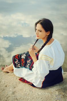 Smell Of Rain, Long Hots, Black Sea, Love People, Traditional Dresses, Alter, Romania, Summer Days, Costumes