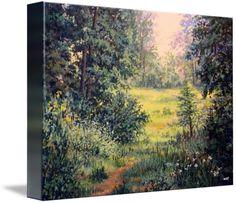 Silent Walks by W Scott Fenton