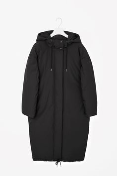 COS | Oversized quilted coat