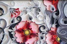 quilling, quilling art, paper, paper art, design. wall art, quilling wall art, love puzzle, Etsy, любовь пазлы квиллинг, бумага, дизайн