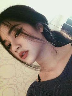 #KoreanMakeupTips Ulzzang Makeup, Makeup Inspo, Beauty Makeup, Korean Beauty Girls, Cute Korean Girl, Asian Beauty, Asian Girl, Ulzzang Girl Selca, Korean Ulzzang