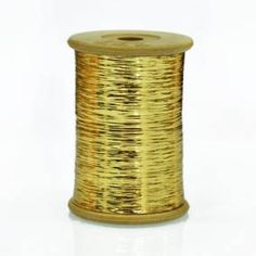 gold embroidery thread Embroidery Materials, Gold Embroidery, Metallic Thread, Blue Green, Stuff To Buy, Duck Egg Blue