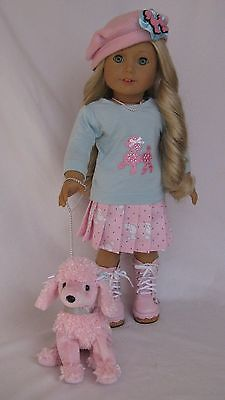 Ooak-Poodles-and-Pearls-for-American-Girl-Grace-Thomas