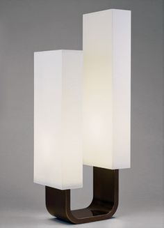 flatbend table lamp by blackbird