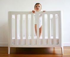 Mini lit blanc