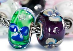 Trollbeads Flower Diamond Kit