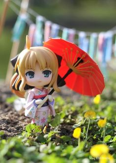 Saber Lily on Children's Day   Tokyo Otaku Mode β