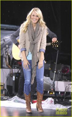 Carrie Underwood: 'Blown Away' Fall Tour Dates Announced! - carrie-underwood Photo