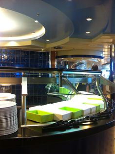 Royal Caribbean International - Adventure of the Seas, Windjammer Cafe