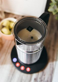 how to make nespresso aeroccino hotter