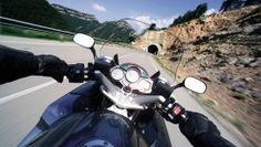 Many people love to get out and enjoy motorcycle riding during the summer, particularly in Florida. Sinclair Law provides some key safety tips for motorcycle riding: Easy Rider, Fb Wallpaper, Back Road, Biker Chick, Motorcycle Helmets, Cover Photos, Gopro, Motorbikes, Offroad