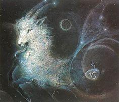 """""""Capricorn"""" par Susan Seddon Boulet"""