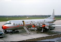 Lockheed L-188A Electra aircraft picture