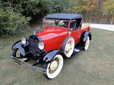 1929 Ford Model A Roadster Pickup Truck