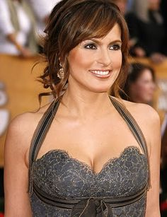 Mariska Hargitay ~ Daughter of Jayne Mansfield and Mickey Hargitay