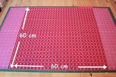 Schrägband herstellen (größere Menge) Farbenmix Mehr