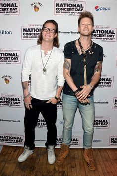 Brian Kelley Photos - Live Nation Celebrates National Concert Day At Their 2015 Summer Spotlight Event Presented By Hilton - Zimbio