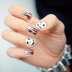 halloween by pshiiit_polish #nail #nails #nailart