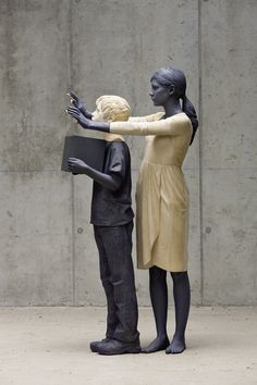 Escultura - por Willy verginer