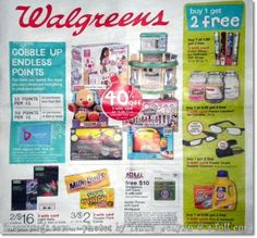 walgreens black friday ad!