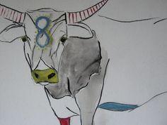keep your eye on the 8 bull