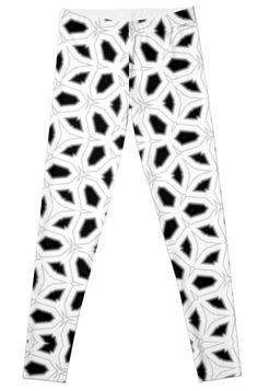 Leggings by dahleea Artwork Prints, Knitted Fabric, 2d, Leggings, Knitting, Stuff To Buy, Design, Fashion, Moda