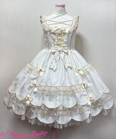 Angelic Pretty Sweet Sugarジャンパースカート