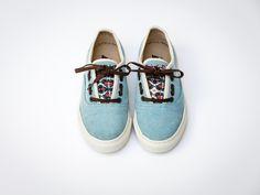 Shoes Azul MOOD #13