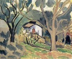 paysage - (Henri Matisse)