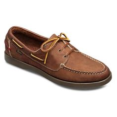 Center Fielder Boat Shoes 41906 Dark Brown Leather. Get super saving discounts up to 60% Off at Allen Edmonds with Coupon.