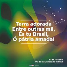 BRADO CONSULTORIA E SERVIÇOS LTDA.: 192 ANOS DA INDEPENDÊNCIA DO BRASIL