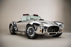 limited edition shelby 50th anniversary cobra 427 sportscar
