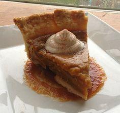 Vegan Maple Pumpkin Pie Nom Yourself | RECIPES