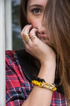 HOME - Chiara Nasti with lol jewels