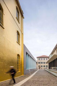 OMA - Office of Metropolitan Architecture, Simón García, Attilio Maranzano, Bas Princen, Roland Halbe, Paolo Riolzi · Prada Foundation in Milan