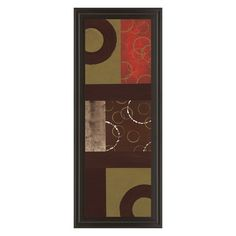 Classy Art Mix N Match II Framed Wall Art - 18W x 42H in. - 1178