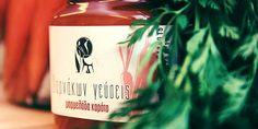 ΕΛΛΗΝΙΚΑ ΠΡΟΙΟΝΤΑ: Μαρμελάδα Καρότο, Δαρνάκων γεύσεις