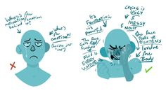 retroautomaton: Some crying tips. I'm pretty bored of seeing...